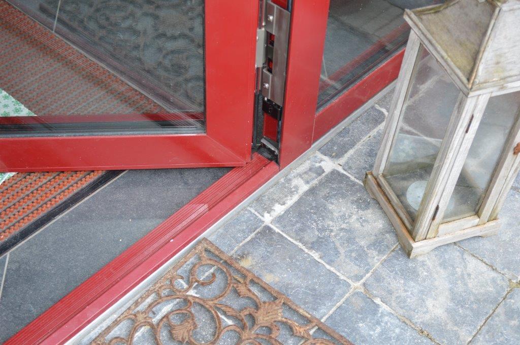Porte d'entrée Fabrication Devillé