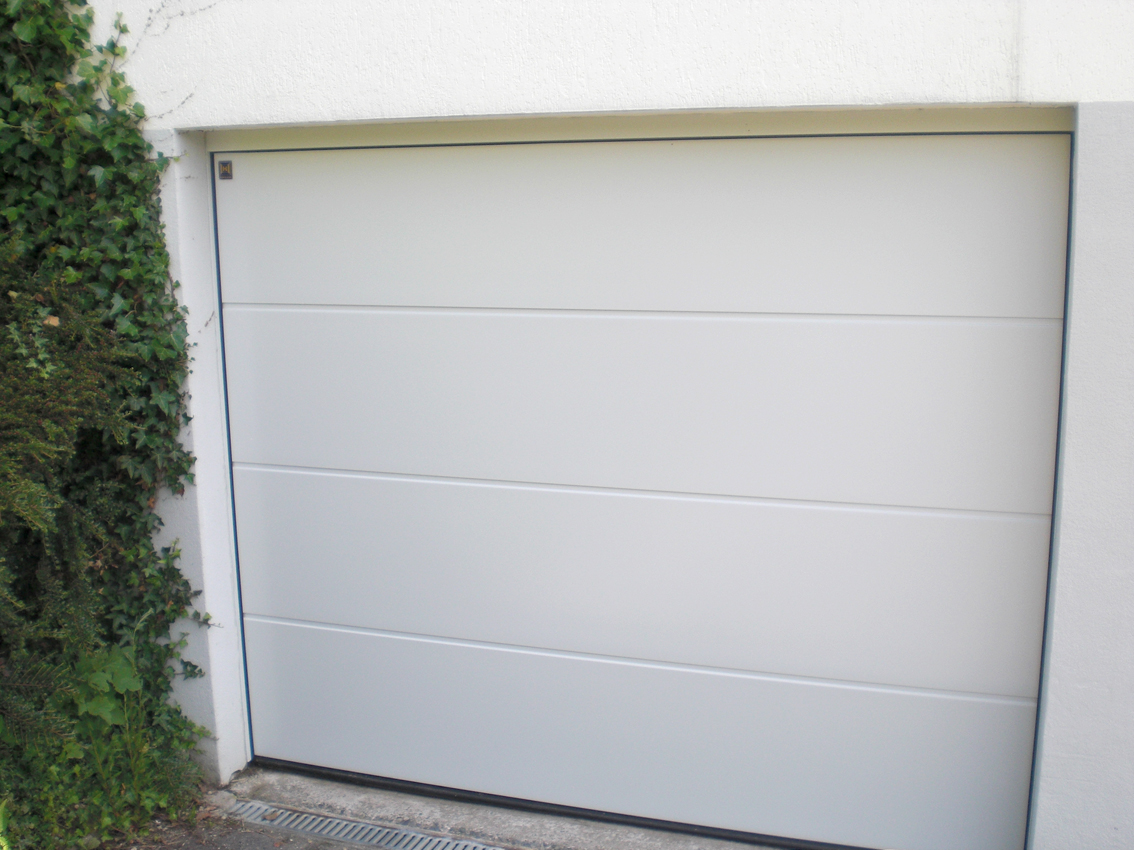 Portes de garage sectionnelles Hörmann