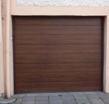 Porte sectionnelle Hörmann (gagant au concours Bongo de chez Hörmann)