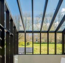 Véranda à Rachecourt – Made Architecture Steinfort